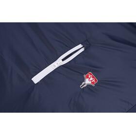 Grüezi-Bag Biopod Wool Murmeltier Comfort Sleeping Bag XXL Night Blue